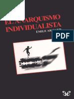 Armand, Emile - El Anarquismo Individualista (r1.2)