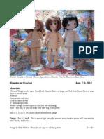 Crochet Bleuette