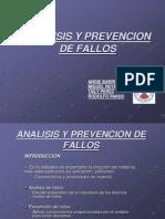 Analisi y Deteccion de Fallas
