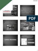 7 Interpretacion Rx de Caries Dental