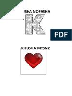 KHUSHA NOFASHA