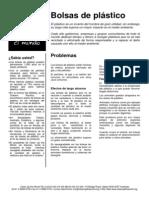 Informe de Bolsas