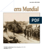 1ª Guerra Mundia