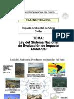 Ley Del Sistema Nacional de Impacto Ambiental