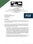 Barnes, Private Investigator Report