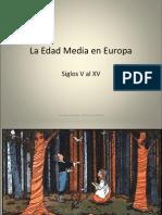 Edad Media Europea Marzo 2011