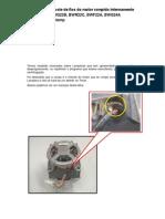 Lavadoras Brastemp - Rompimento Do Chicote Do Motor