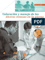 Guia Valoracion y Manejo de Las Ulceras Venosas en La Pierna