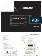 Contour Roam2 Manual