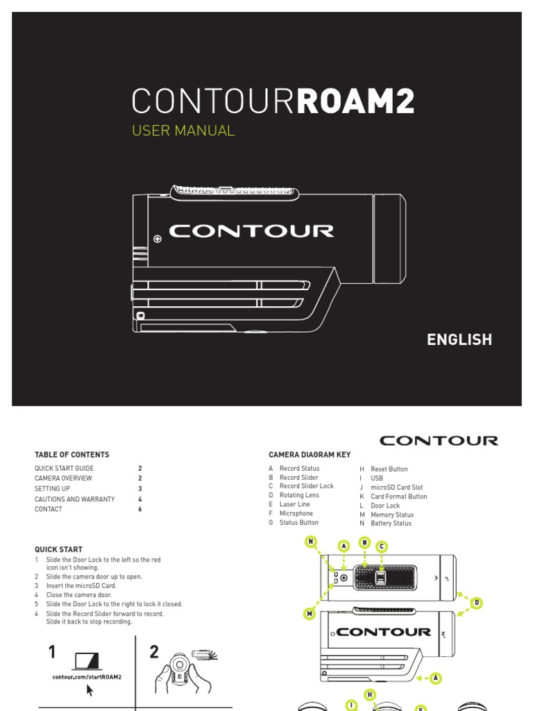 contour roam2 manual secure digital implied warranty rh scribd com contour roam 2 manuale italiano Contour Roam 2 Helmet