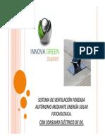 Presentacion Extractor Industrial Fotovoltaico - Innova Green