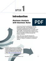 ChapterPreview Building Business Solutions Business Analysis With Business Rules