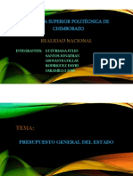 Grupo 5_presupuesto General Del Estado