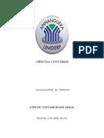 ATPS Contabilidade (2)