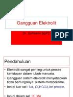 Gangguan Elektrolit
