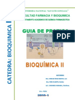 Guía Bioquímica II 2014-I