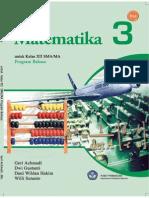 Buku Matematika .Kelas 12
