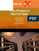 not for sale 1