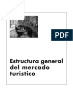 Estructura Del Mercado Turistico - Editorial Sintesis