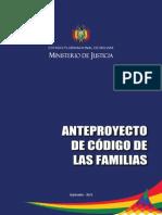 APL Codigo Familias