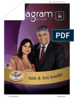 Amagram Issue 98 - May  ~ June 2014