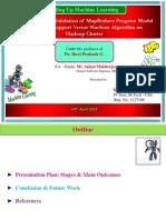 M.Tech - Dissertation Presentation