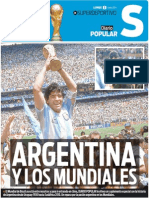 Suplemento Argentina en Los Mundiales