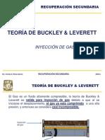 Ejercicio Buckley & Leverett (Gas)