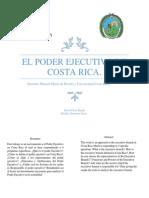 El Poder Ejecutivo de Costa Rica