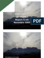 -Iom-montserrat-ovni Entre Les Boires- Report 13 Novembre 2009