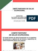 Diapositivas Comite Copaso AV