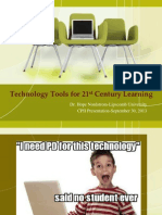tech tools for 21st century learning
