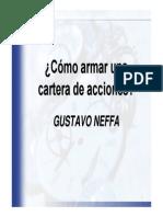 Cómo Armar Una Cartera de Acciones - Gustavo Neffa - 31-03-2014