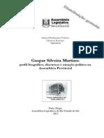 Gaspar Silviera Martins