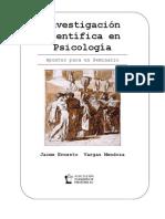 Investigacion Cientifica en Psicologia