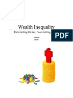 unequal distribution of wealth senior project - copy