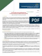 PDI - Instruções - MEC