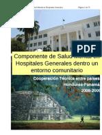 Salud Mental en Hospital General en Entorno Comunitario