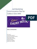Cadbury DairyMilk_Group 5 Final