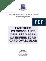 Factores Psicosociales de Riesgo Para La Enfermedad Cardiovascular