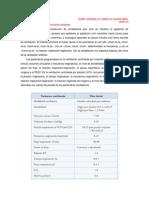 Parámetros Ventilatorios Iniciales Estándar