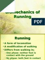 Bio Mechanics of Running