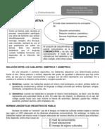 Situación Comunicativa Registros de Habla PDF