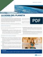 Boletín 03 - La Hora Del Planeta, La Hora de Todos