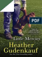 Little Mercies by Heather Gudenkauf - Chapter Sampler
