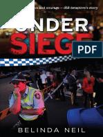Under Siege by Belinda Neil - Chapter Sampler