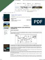 Computerised Morse Code Generator_transmitter