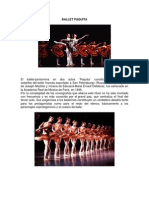 Ballet Paquita