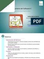 Pruebas de Sistemas de Software