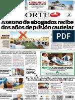 Periódico Norte edición impresa del día 2 de junio del 2014